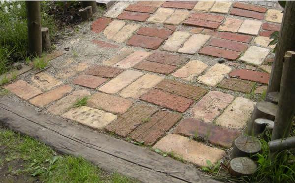 Photo brick paving moegi 02
